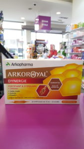 Arkoroyal Dynergie Arkopharma