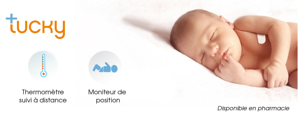 bebe-thermomètre-application-sante-connectee