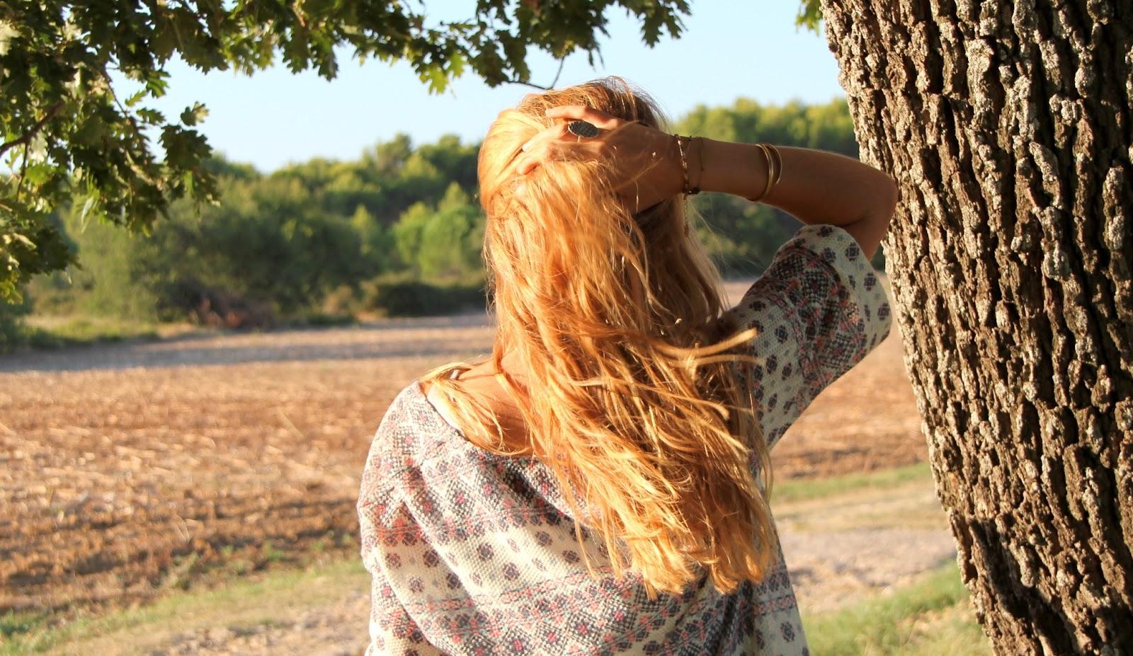 Article soins cheveux