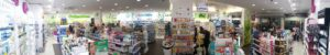 interieur pharmacie Courbevoie