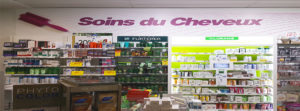 pharmacie Courbevoie soins cheveux