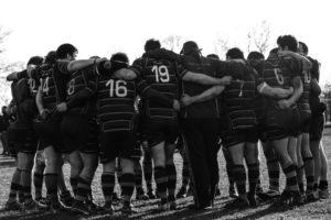 Esprit d'équipe rugby